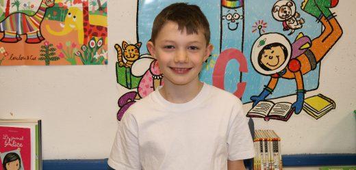 Un jeune garçon de 6e année avec un TDAH est aujourd'hui l'olympien le plus accompli